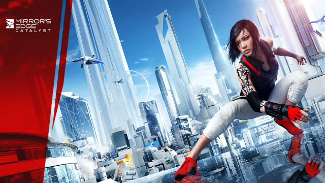 Mirror's Edge Catalyst banner scheda