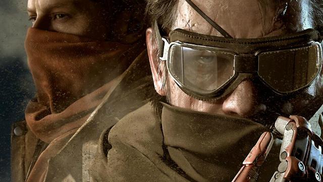 Metal Gear Solid V: The Phantom Pain banner scheda