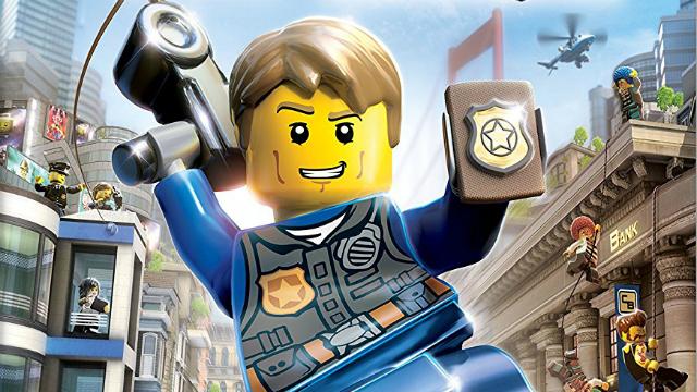 LEGO City Undercover banner scheda