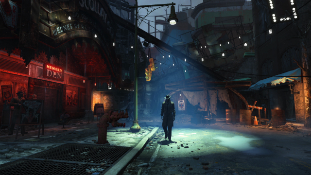 Fallout 4 banner scheda