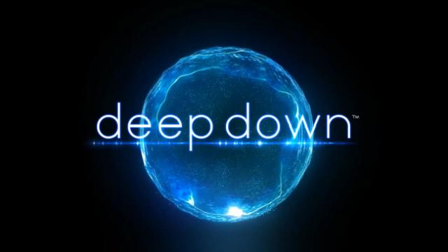 Deep Down banner scheda