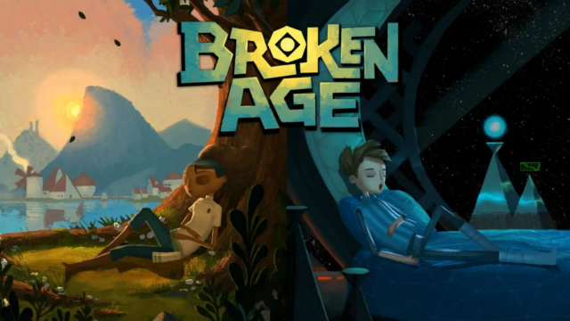 Broken Age banner scheda