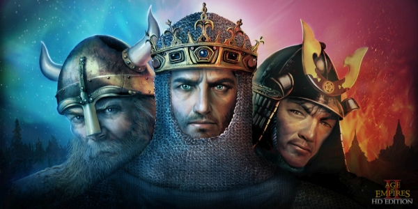 Age of Empires II HD Edition banner scheda