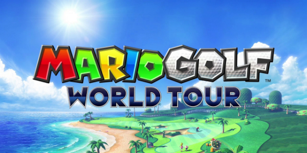 Mario Golf World Tour banner