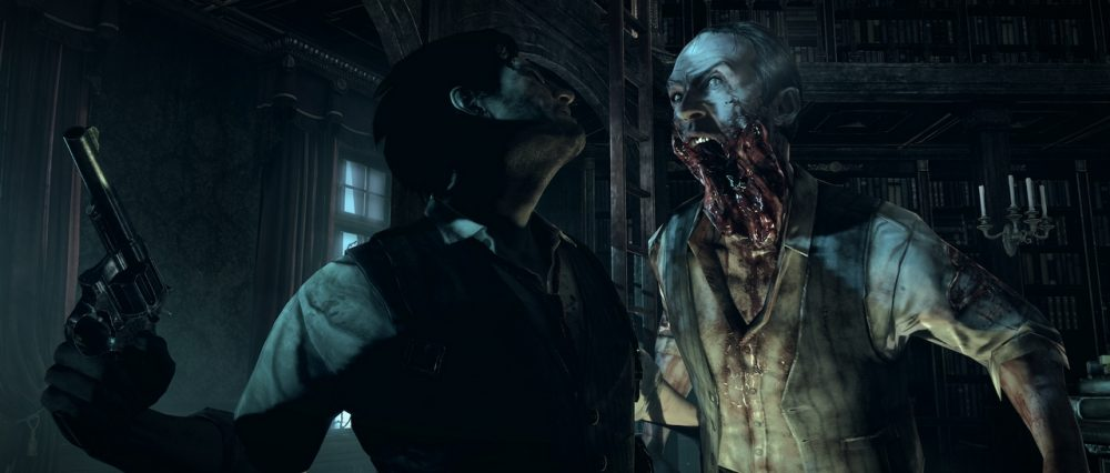 The Evil Within - screenshot