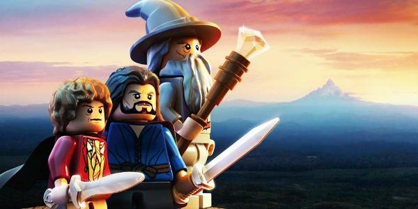 LEGO Lo Hobbit banner