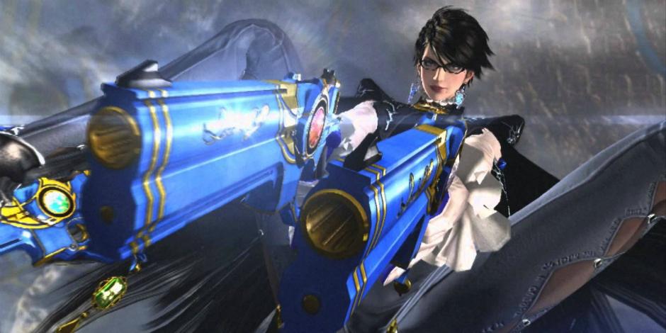 Bayonetta 2 megaslide E3