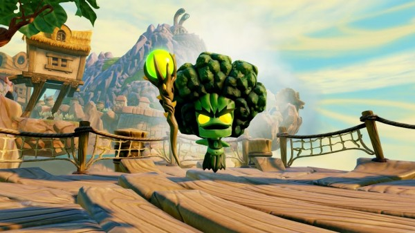 Skylanders: Trap Team - Broccoli Guy