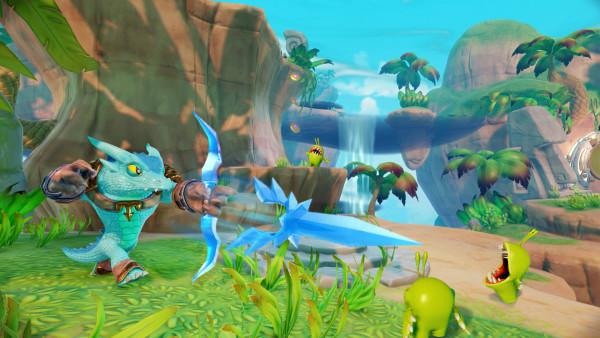 Skylanders: Trap Team - screenshot