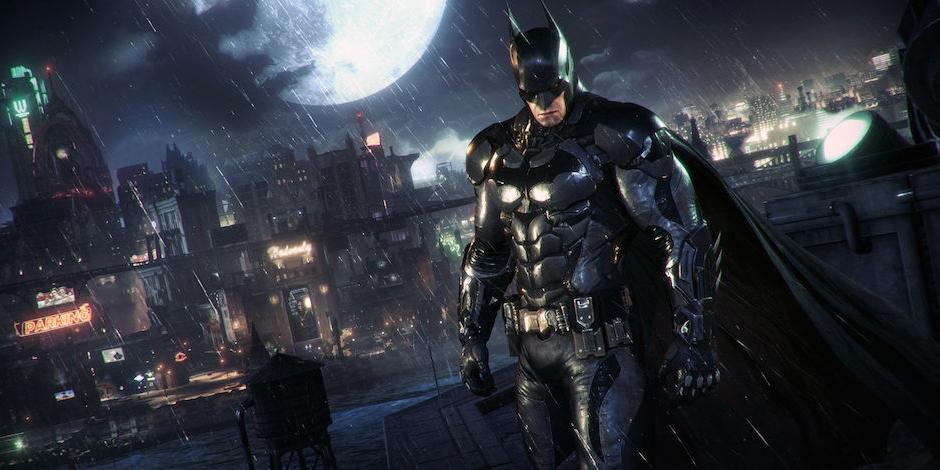 Batman: Arkham Knight megaslide