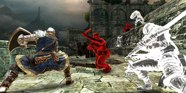 Dark Souls II: Scholar of the First Sin banner