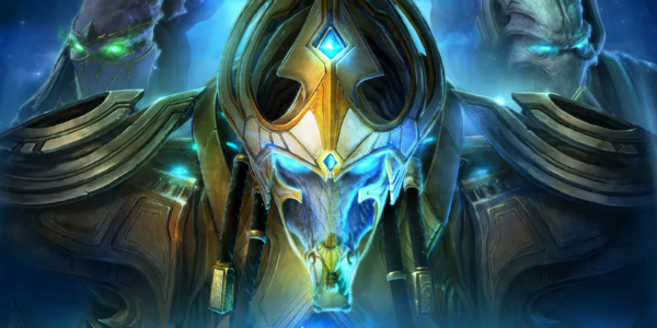 StarCraft II: Legacy of the Void banner