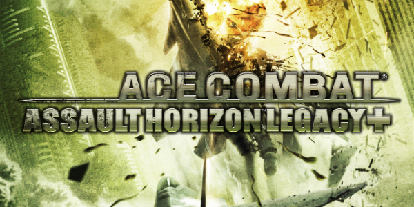 Ace Combat: Assault Horizon Legacy + banner