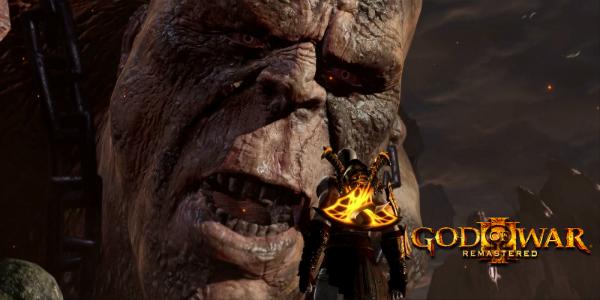 God of War III Remastered banner