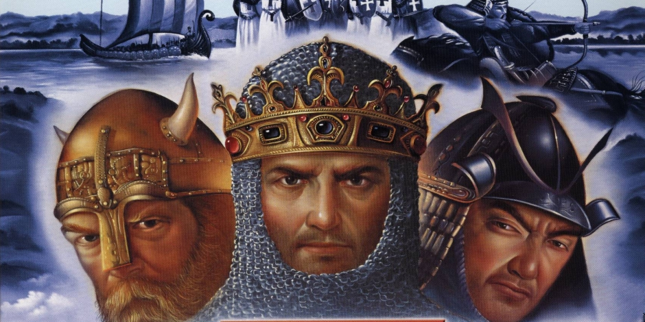 Age of Empires Age of Kings megaslide