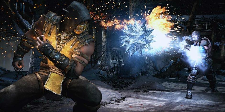 Fotonotizia Mortal Kombat X megaslide
