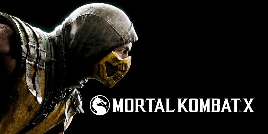 Mortal Kombat X megaslide