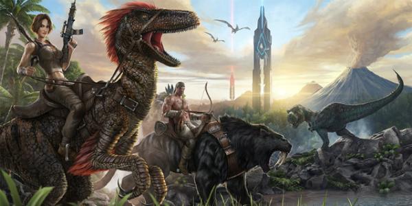 ARK: Survival Evolved banner