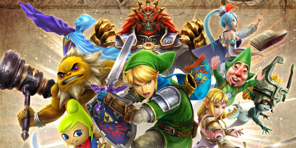 Hyrule Warriors: Legends banner