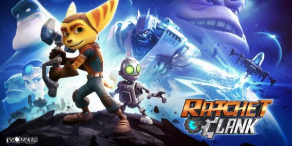 Ratchet & Clank banner