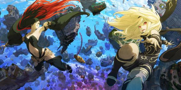 Gravity Rush 2 banner
