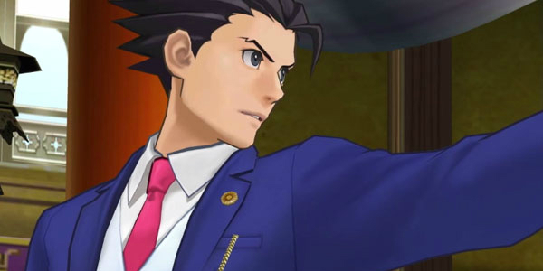 Phoenix Wright: Ace Attorney - Spirit of Justice banner