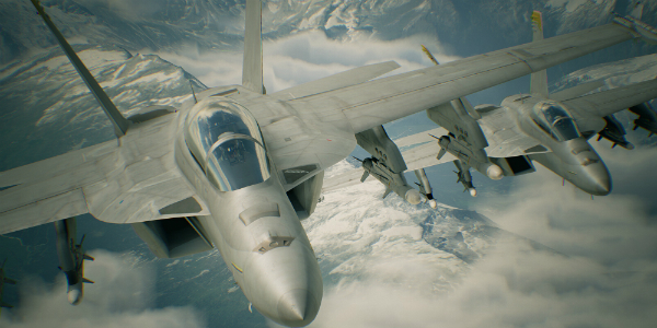 Ace Combat 7: Skies Unknown banner