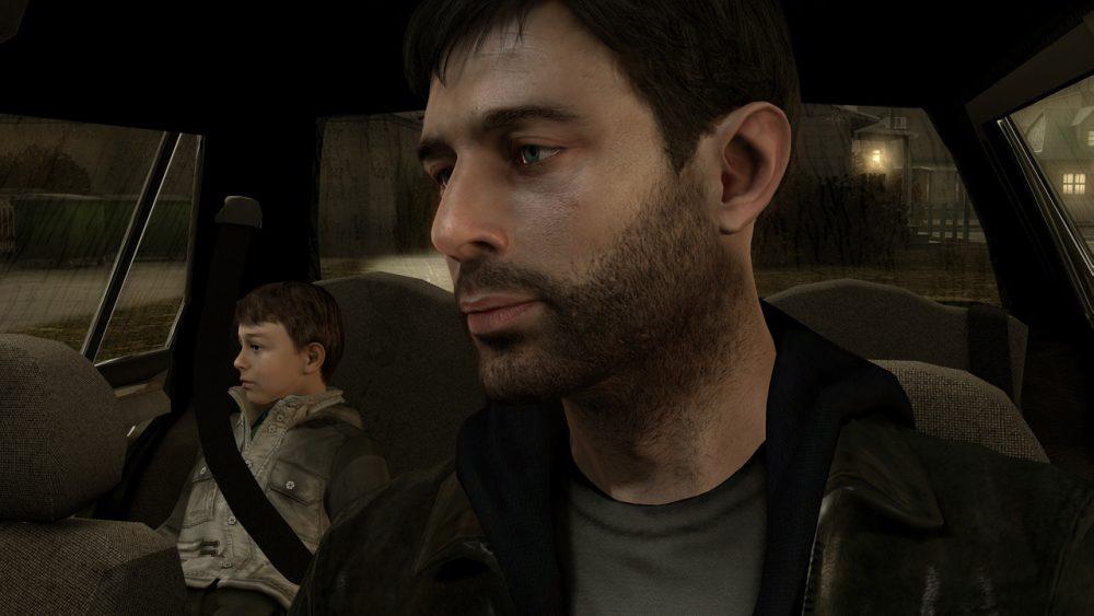 Heavy Rain screenshot 1