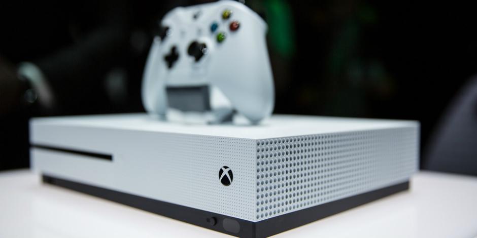 Xbox One S megaslide
