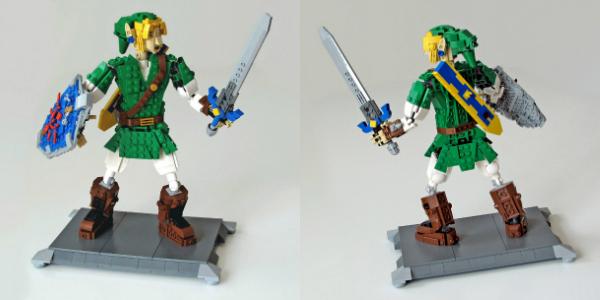 Banner Link LEGO