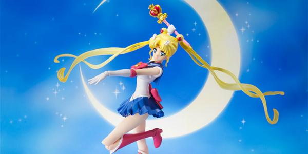 Banner Bandai Sailor Moon Crystal