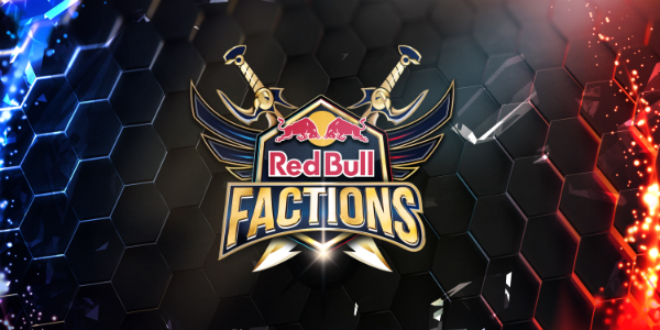 Red Bull Factions banner