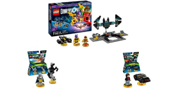Banner LEGO Dimensions Batman Supercar