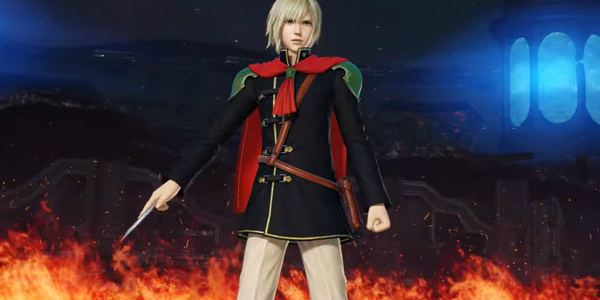 Dissidia Final Fantasy Ace banner
