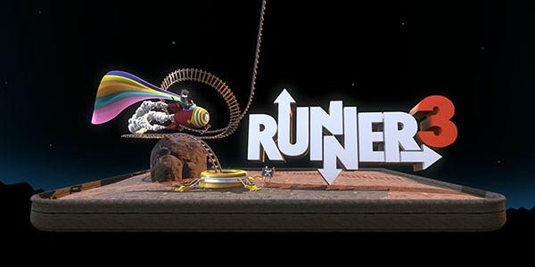 Runner 3 banner