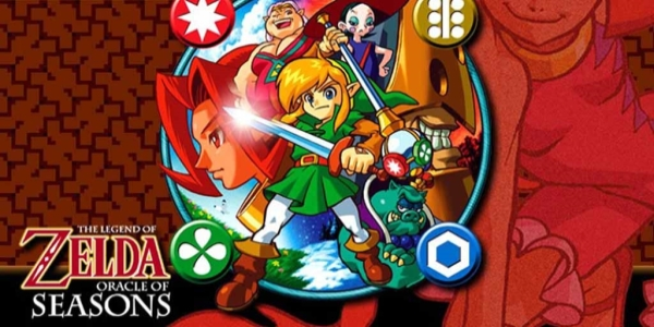 The Legend of Zelda Oracle of Seasons banner