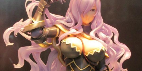 Fire Emblem Fates statuina Camilla banner