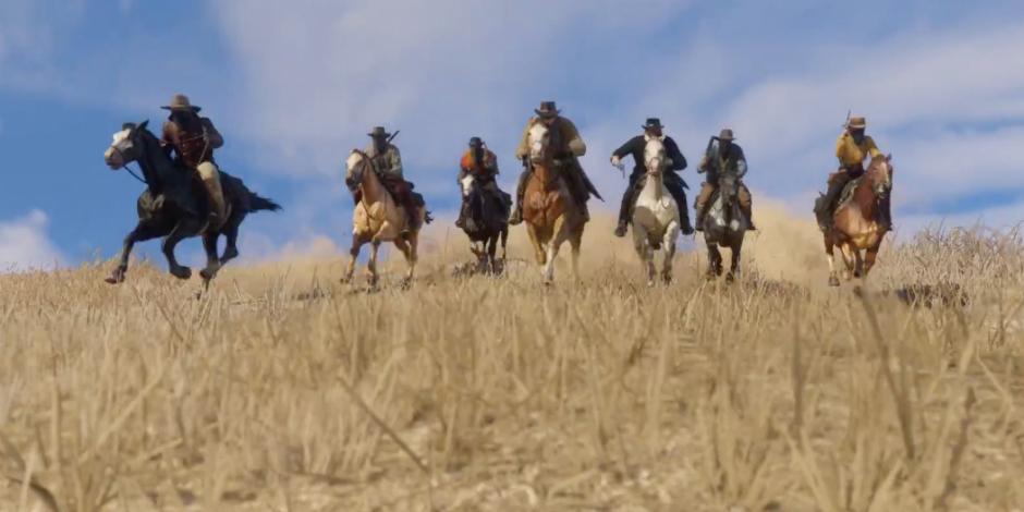 Red Dead Redemption 2 megaslide