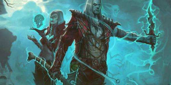 Diablo III Rise of the Necromancer banner