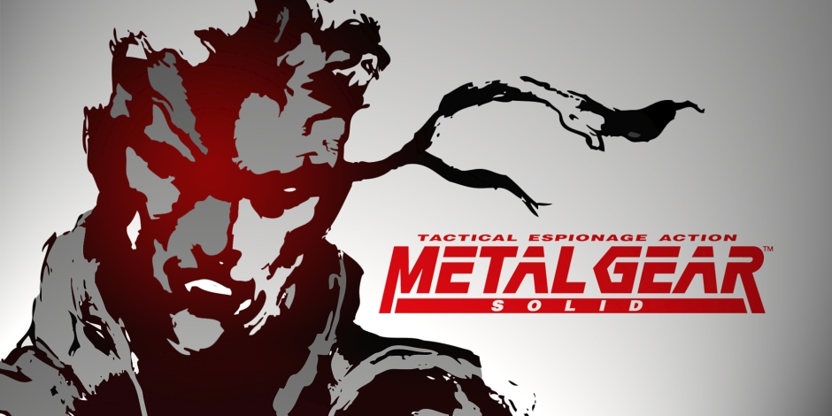 Metal Gear Solid megaslide