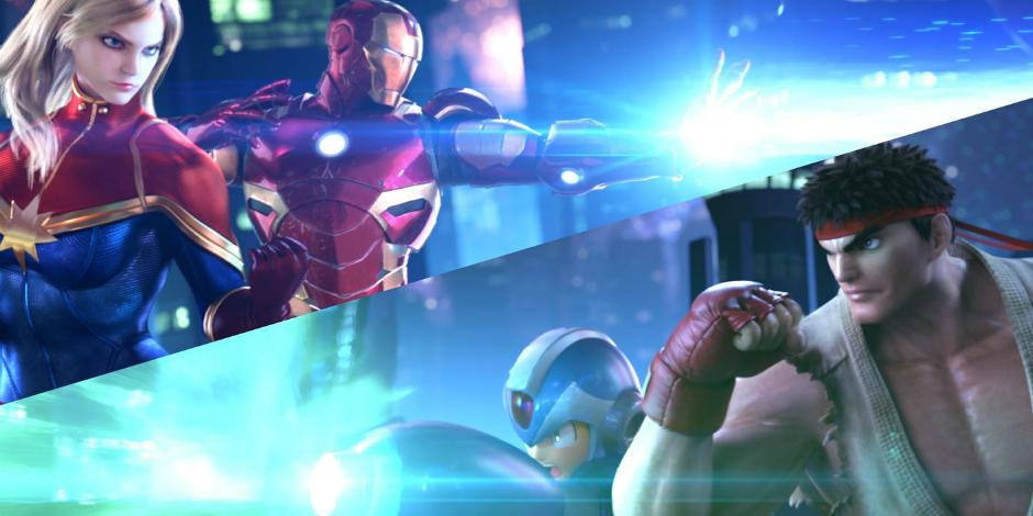 Marvel vs. Capcom: Infinite banner megaslide