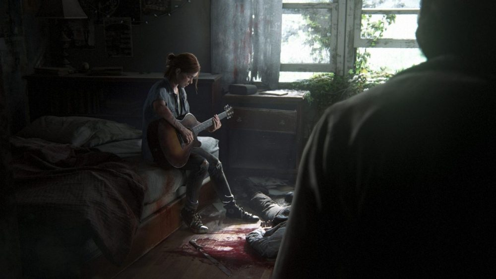 The Last of Us: Part II screenshot