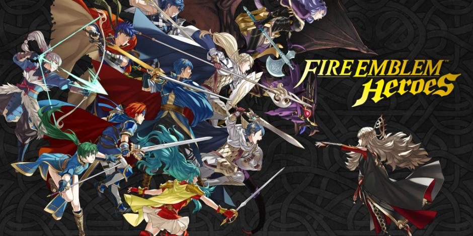 Fire Emblem Heroes megaslide