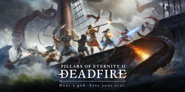 Pillars of Eternity II: Deadfire banner