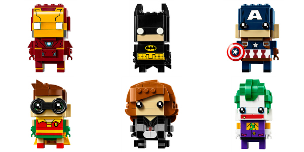 Banner LEGO BrickHeadz