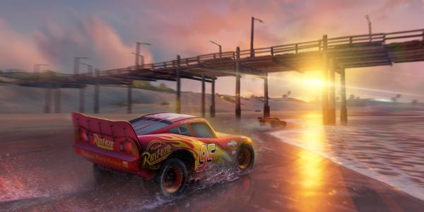 Cars 3: In gara per la vittoria banner