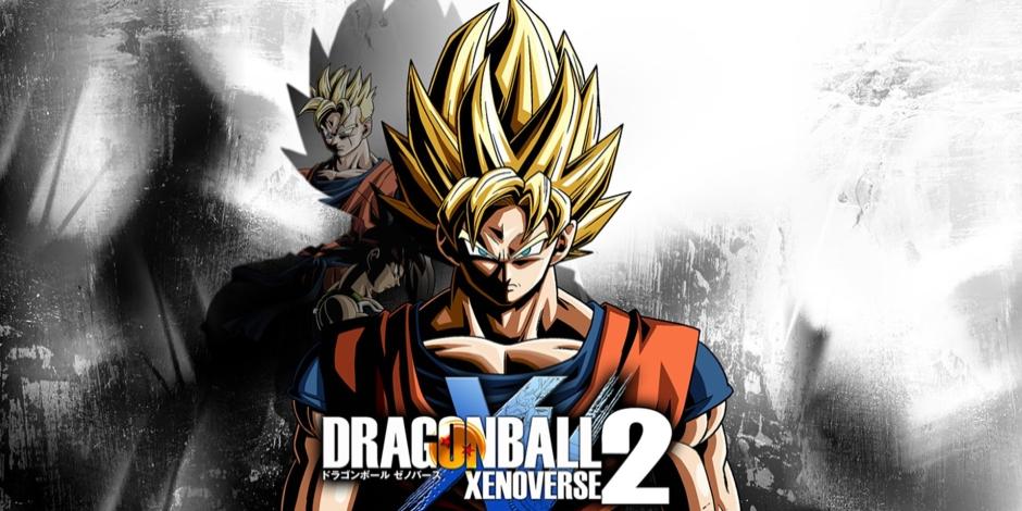 Dragon Ball Xenoverse 2 megaslide