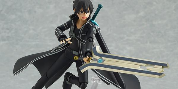 Kirito Sword Art Online figma banner