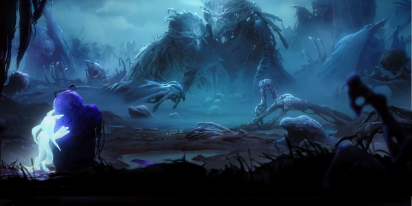 Ori and the Will of the Wisps banner