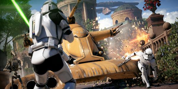 Star Wars Battlefront II banner